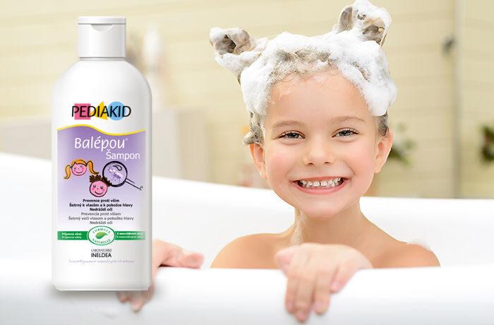 PEDIAKID Balépou šampon