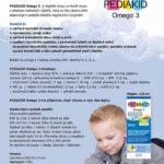 PEDIAKID Omega 3